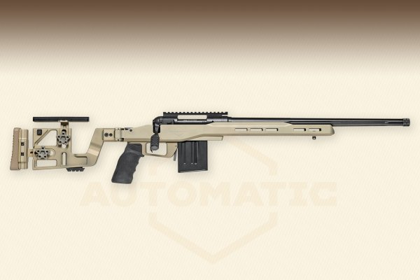 Adjustable Aluminium Rifle Chassis Gen 2 (short action)