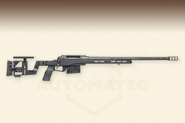 Adjustable Aluminium Rifle Chassis Gen 2 (long action)